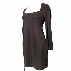 Designer Vintage Little Black Dress Size Medium